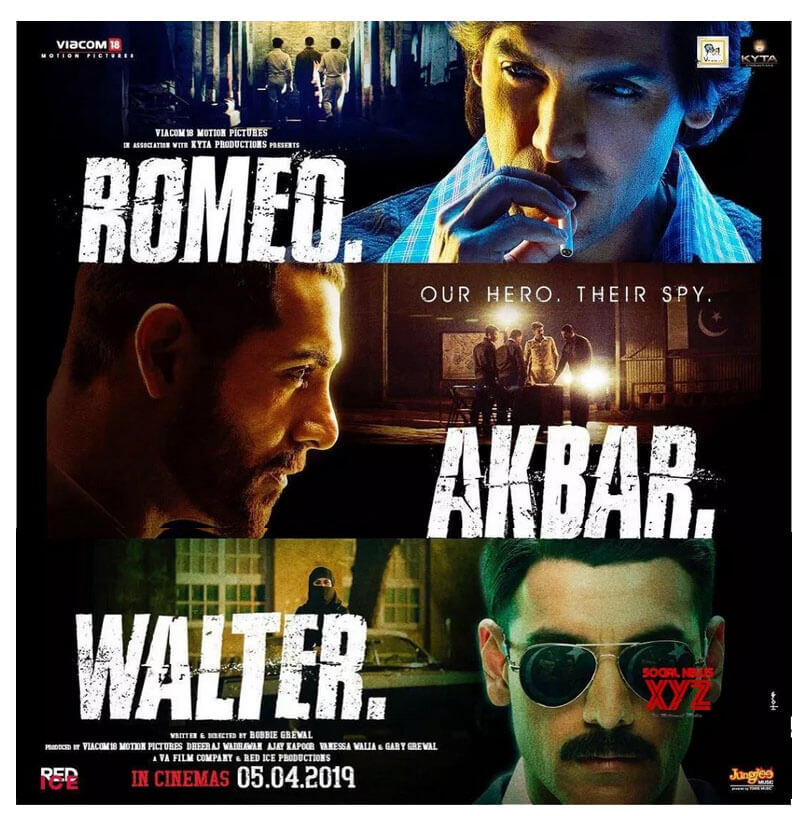 Romeo Akbar Walter image