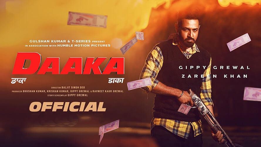 Daaka movie 2019