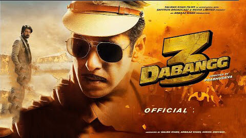 Dabangg 3 movie post