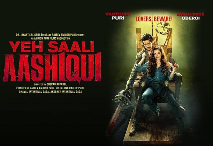 Yeh Saali Aashiqui movie, Yeh Saali Aashiqui poster
