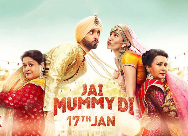 Jai Mummy Di poster, Jai Mummy Di movie