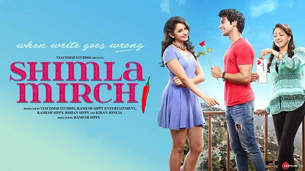 Shimla Mirch movie, Shimla Mirch movie poster