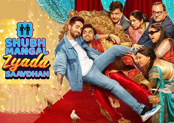 Shubh Mangal Zyada Saavdhan movie, Shubh Mangal Zyada Saavdhan
