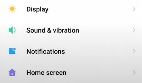Sound and Vibration xiaomi redmi note 10